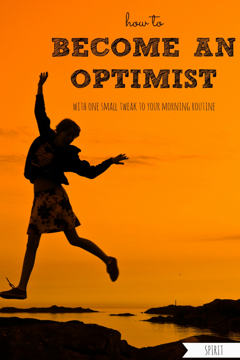 Ever struggle to maintain a positive outlook in the midst of difficulties? Here's how to become an optimist with just one small tweak to your morning routine! #how #to #become #optimist #optimists #optimistic #positive #mindset #difficulties #difficulty #pessimist #pessimists #pessimistic #small #adjustment #morning #mornings #routine #routines #start #day #thanks #gratitude #turn #problems #write #time