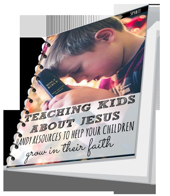 Teaching Kids About Jesus | Free Resource Worksheet