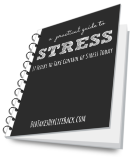 Could you use some practical tips to reduce stress in your life? Nab our free e-book,