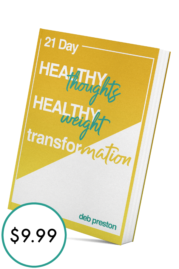 21 Day Healthy Thoughts, Healthy Weight Transformation