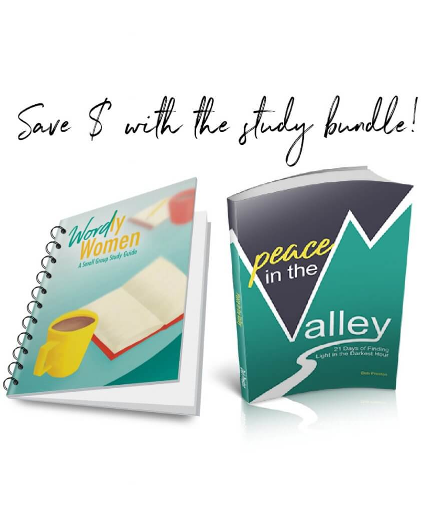 """Study Bundle - """"Peace in the Valley 